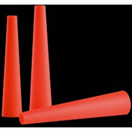 Cono de señalización Rojo para P5R,T5 Y P5