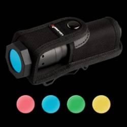 Funda con 4 filtros de colores paraLinternas P7,T7,M7,MT7