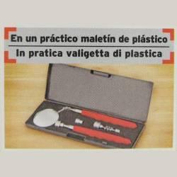 Set de herramientas de inspección