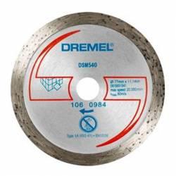 DREMEL Disco diamante para azulejos Ø 77 mm S540