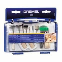 DREMEL 684 Juego para limpiar / pulir