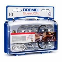 DREMEL SC690 Set de discos de corte SpeedClic