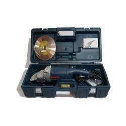 Amoladora Bosch GWS 22-230 JH Profesional + 1 disco de diamante + maletín.