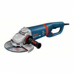 Amoladora Bosch GWS 24-230 JVX + SDS Profesional