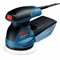 Lijadora Bosch GEX 125-1 ø Profesional