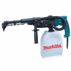 Martillo ligero Makita HR2432 con aspiración