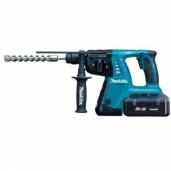 Martillo a batería Makita 36V Litio MAKITA HR262DWBE