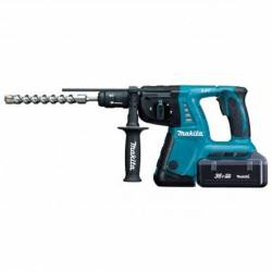 Martillo a batería Makita 36V Litio MAKITA HR262TDWBE