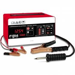 Comprobador de baterías y alternadores digital FERVE F-814