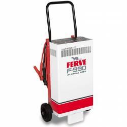 """Cargador - Arrancador RF """"Ripple Free"""" (battery boosters) FERVE 12V 6000 A F-990 RF"""