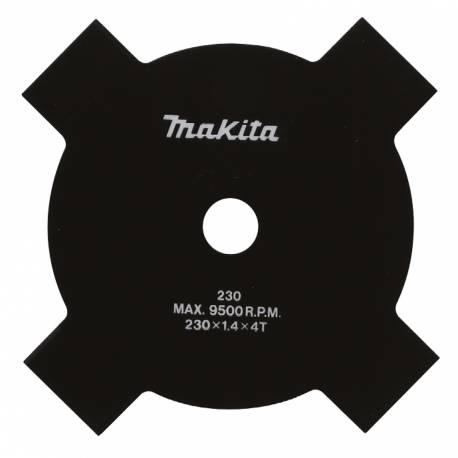 DISCO CIRCULAR 230- 4D-25,4 M