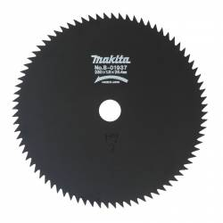 Disco Makita B-14130 de 8 dientes 230 mm x 25,4 mm