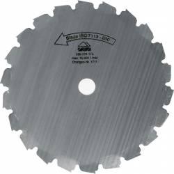 Disco Makita 385224171 de 22 dientes 200 mm x 20 mm
