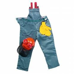 Kit de ropa de seguridad Dolmar talla XL