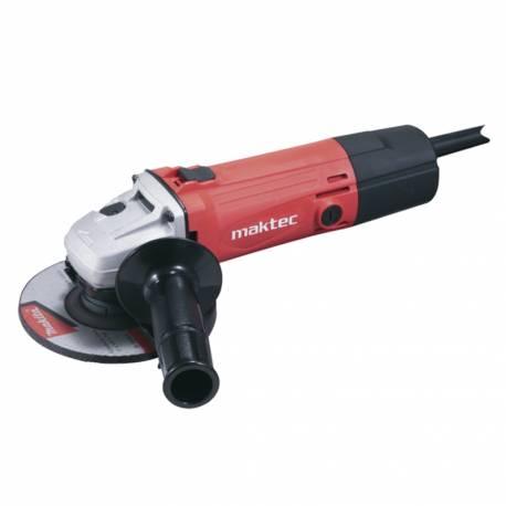 Amoladora de 125 mm 570W para bricolaje Maktec MT963