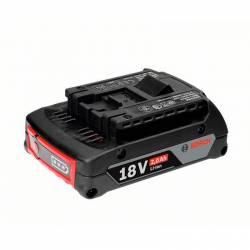 Batería de Litio Bosch 18 V 2,0 Ah