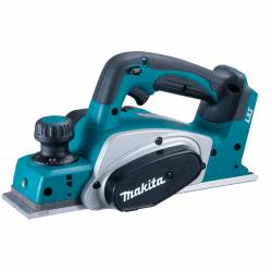 Cepillo a batería 18V Litio-ion Makita DKP180Z
