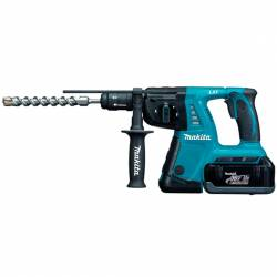 Martillo Makita BHR262TRDE 36V 2,6Ah 26mm