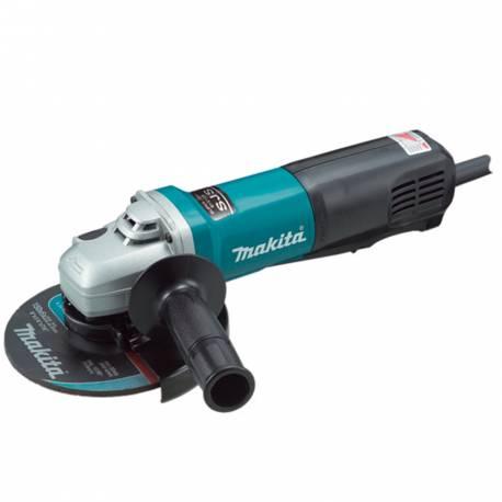 Miniamoladora Makita 9566PCV01 1.400W 150 mm