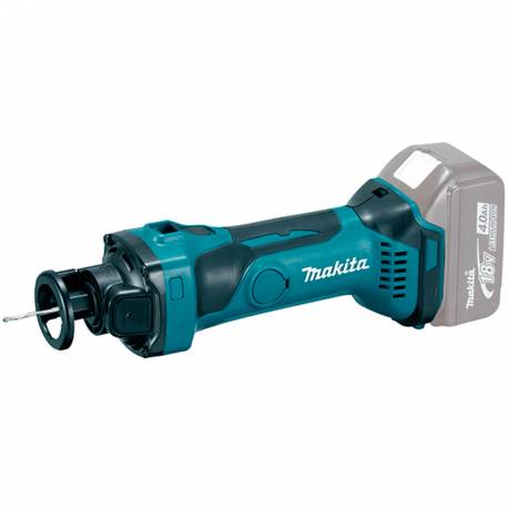 Fresadora de corte 6,35mm 18V Litio Makita DCO180Z