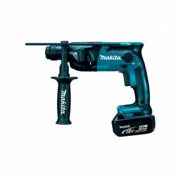Makita DHR165RME Martillo a batería 18Vx2 Litio 4,0Ah SDS-PLUS 16 mm