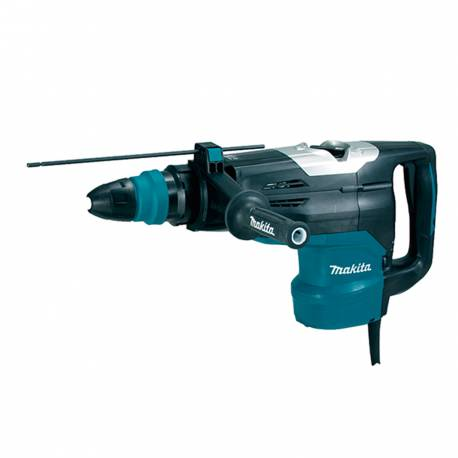 Makita HR5202C Martillo combinado 52 mm 2 modos inserción SDS-MAX