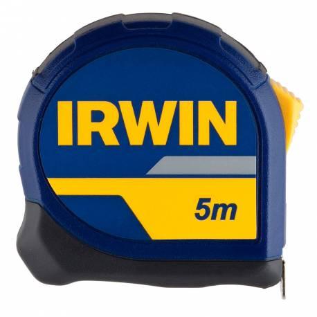 Flexometro Irwin 5 m x 19 mm 10508053 con clip de cinturón