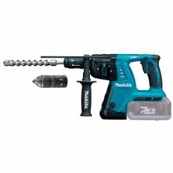 Martillo Makita BHR262TZ a batería 36V Li 26 mm SDS-Plus