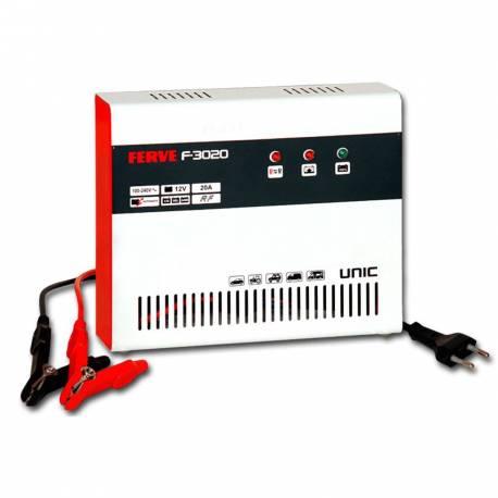 Cargador automático High Frequency Ferve F-3020 12V