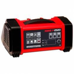 Cargador automático High Frequency Ferve F-2520 para baterías 12V-24V