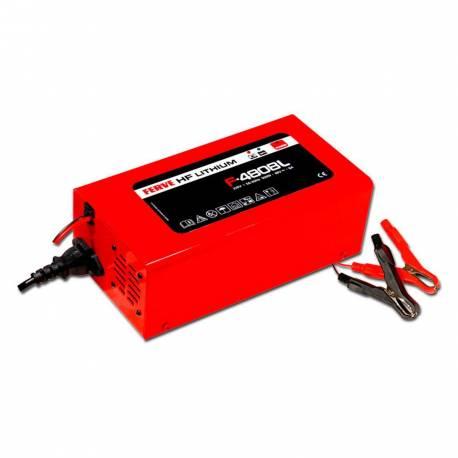 Cargador automático High Frequency Ferve F-4808L HF Lithium