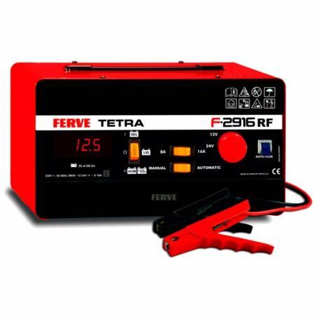 Cargador Ferve TETRA F-2916 para todas las baterías 12-24V