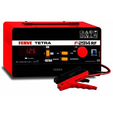 Cargador Ferve TETRA F-2914 para todas las baterías 12-24V