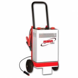 Cargador Ferve FAST F-970 para baterías de plomo 12-24V y 36-660Ah