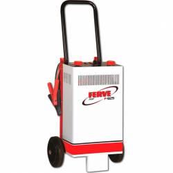 Cargador Ferve FAST F-925D para baterías de plomo 12-24V y 28-440Ah