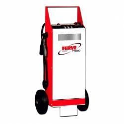 Cargador rápido Ferve FAST F-9200 para baterías de plomo 12V y 24-95Ah