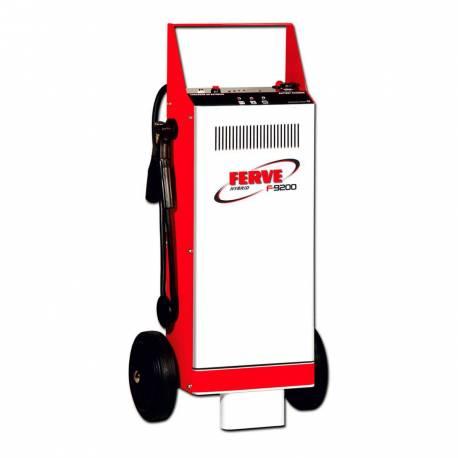 Cargador rápido Ferve FAST F-9200 para baterías de plomo 12V