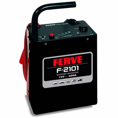 Arrancador Ferve F-2101 para baterías de plomo de 12V