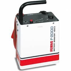 Arrancador Ferve F-2000 para baterías de plomo de 12-24V