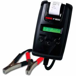 Analizador digital Ferve F-1800 6-12 V - 25 a 300 Ah con impresora