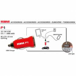 Ferve F-1 Cargador USB
