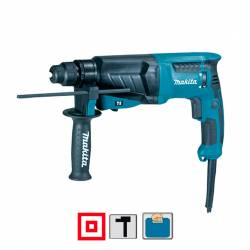 Makita HR2630 Martillo 800W SDS-PLUS 0-1200 rpm