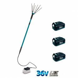 Makita HL360DZ36V Vareador a batería 36V Li con 3 BL3622A
