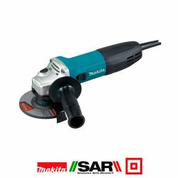 GA4530R Miniamoladora Makita 720W 115 mm Anti-restart