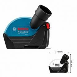 Caperuza Protectora para amoladora Bosch GDE 125 EA-T
