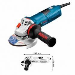 Miniamoladora Bosch GWS 13-125 CI 1.300 W 11.500 rpm.