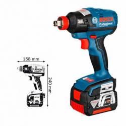 Atornillador de impacto Bosch GDX a batería 14