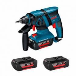 Martillo perforador Bosch GBH a batería 36 V-EC Compact