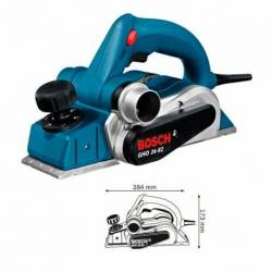Cepillo Woodrazor Bosch GHO 26-82 D 82 mm 710 W