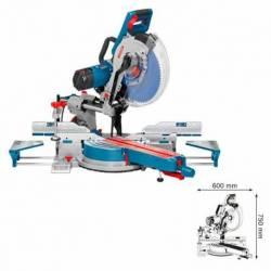 Ingletadora Telescópica Bosch GCM 12 SDE 305 mm 1800 W